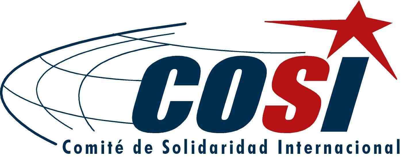 Resultado de imagen para Comité de Solidaridad Internacional (COSI), Imágenes