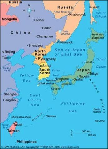 north koreas influence of peace in north east asia Communist north korea that kept americans off the border of communist  how did the cold war affect asia  how was the middle east affected by the cold war.