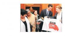 WIDF visit to Syria