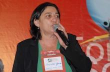 Socorro Gomes, President of the World Peace Council
